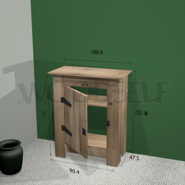 armoire sans fond woodself le site des plans de. Black Bedroom Furniture Sets. Home Design Ideas