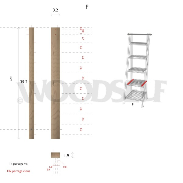 tous les meubles woodself le site des plans de meubles gratuits. Black Bedroom Furniture Sets. Home Design Ideas
